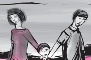 Quy định cấp dưỡng cho con sau khi ly hôn