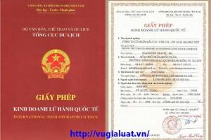Tư vấn thủ tục cấp giấy phép lữ hành quốc tế tại Hà Nội