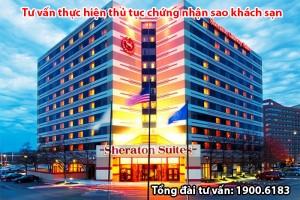 Tư vấn thực hiện thủ tục chứng nhận sao khách sạn tại Hà Nội